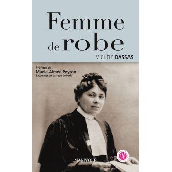 Femme de robe - Michèle Dassas