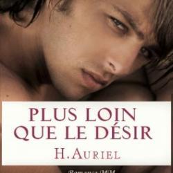 Plus Loin Que le Désir - H.Auriel